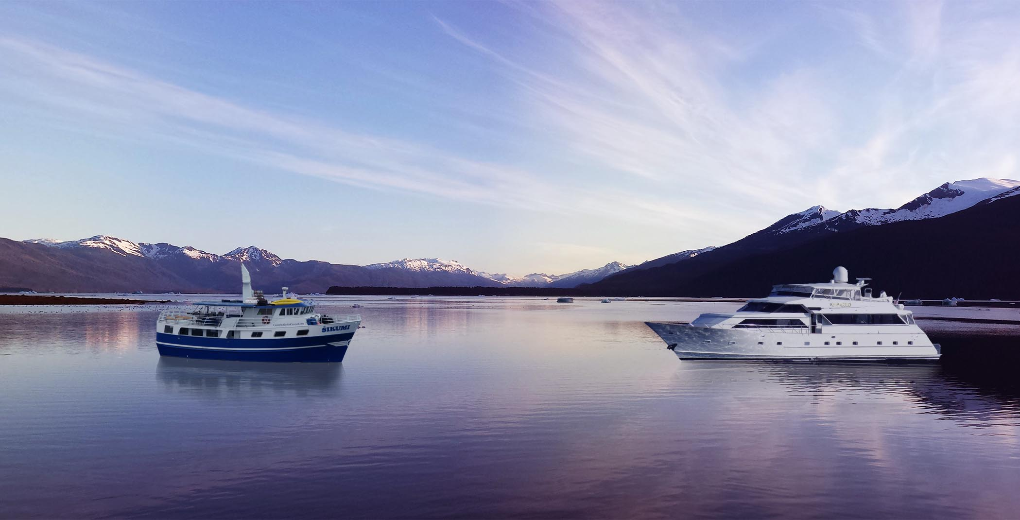 Alaska Small Boat Cruises